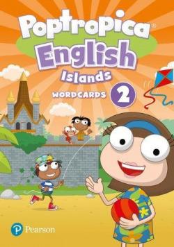 EP - POPTROPICA ENGLISH ISLANDS LEVEL 2 WORDCARDS
