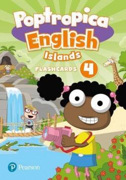 EP - POPTROPICA ENGLISH ISLANDS LEVEL 4 FLASHCARDS