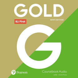 GOLD B2 FIRST NEW EDITION. CLASS CD