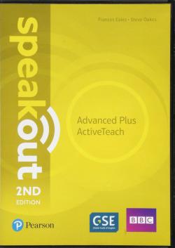 SPEAKOUT ADVANCED PLUS 2ND EDITION ACTIVE TEACH