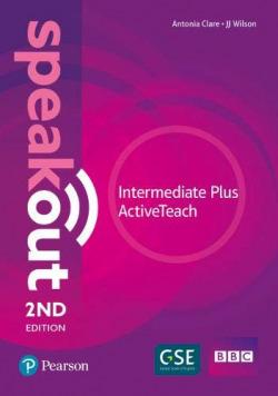 SPEAKOUT INTERMEDIATE PLUS 2ND EDITION ACTIVE TEACH