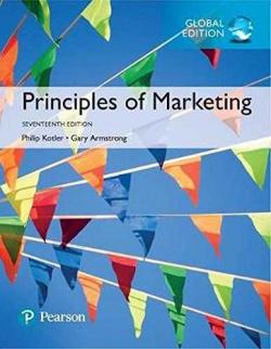 Principles of Marketing 17 Ed.