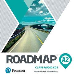 Roadmap A2 Class Audio CDs
