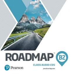 Roadmap B2 Class Audio CDs
