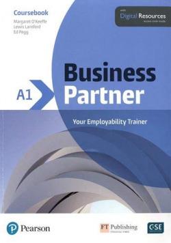 Business Partner A1 Coursebook and Basic MyEnglishLab Pack