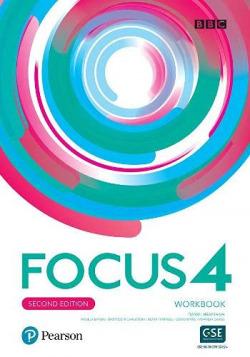 Focus 2e 4 Workbook