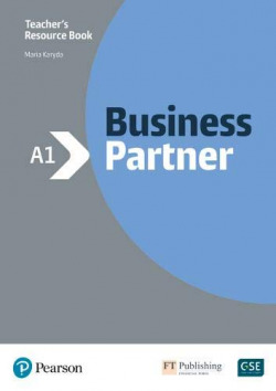 Business Partner A1 Teacher's Book and MyEnglishLab Pack