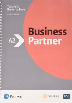 Business Partner A2 Teacher's Book and MyEnglishLab Pack