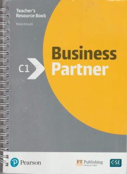 Business Partner C1 Teacher's Book and MyEnglishLab Pack