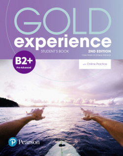 Gold Experience 2nd Edition B2+ Student's Book with Online Practice Pack
