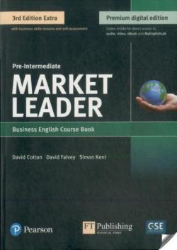 MARKET LEADER PRE-INTERMEDIATE (ST+CD+MYENGLISHLAB)