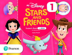 My Disney Stars and Friends 1 Student's Book with eBook with digital resources