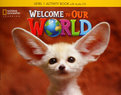 (15).WELCOME OUR WORLD 1. EJERCICIOS +AUDIO CD