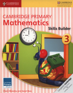 CAMB PRIMARY MATH SKILLS BUILDERS 3