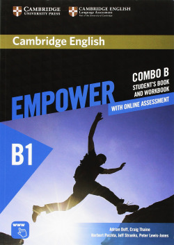Cambridge English Empower Pre-intermediate Combo B with Online Assessment