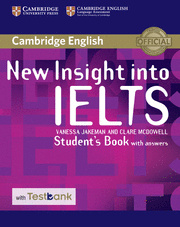 New Insight into IELTS Student's Book with Answers with Testbank