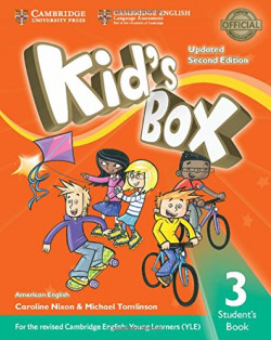 Kid's Box Level 3 Student's Book American English