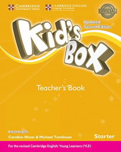 Kid's Box Starter Teacher's Book British English