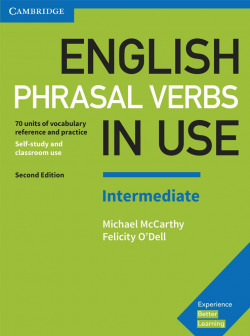 English Phrasal Verbs in Use Intermediate with Key Second Edition