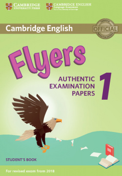 (18).FLYERS 1 ST.(CAMBRIDGE YOUNG LEARNERS ENGLISH TESTS)3A