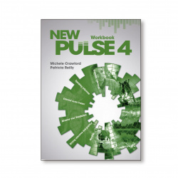 NEW PULSE 4 WORBOOK PACK 2019