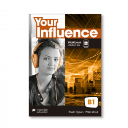 Your Influence B1 Workbook Pack