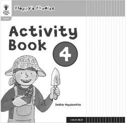 (PACK 15).FLOPPY'S PHONICS 4 WORKBOOK