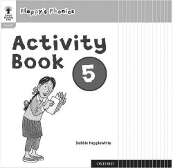(PACK 15).FLOPPY'S PHONICS 5 WORKBOOK