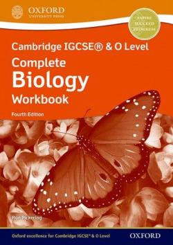 CAMBRIDGE IGCSE O LEVEL COMPLETE BIOLOGY WORKBOOK