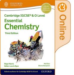 CAMBRIDGE IGCSE O LEVEL ESSENTIAL CHEMISTRY ENHANC
