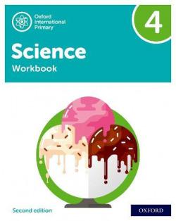 INTERNATIONAL PRIMARY SCIENCE 4 WORKBOOK