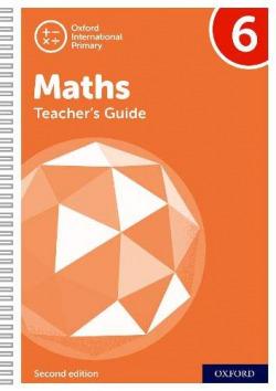 INTERNATIONAL PRIMARY MATHS 6 TEACHER BOOK