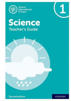 INTERNATIONAL PRIMARY SCIENCIE 1 TEACHER BOOK