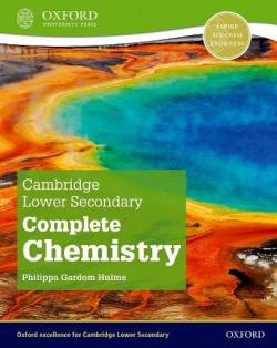 CAMBRIDGE LOWER SECONDARY COMPLETE CHEMISTRY STUDE
