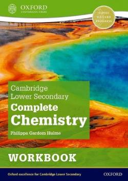 CAMBRIDGE LOWER SECONDARY COMPLETE CHEMISTRY WORKB