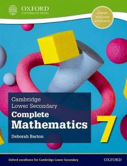 CAMBRIDGE LOWER SECONDARY MATHEMATICS 7 COMPLETE S
