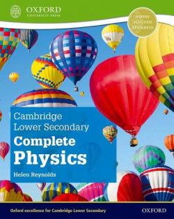 CAMBRIDGE LOWER SECONDARY PHYSICS:STUDENT BOOK