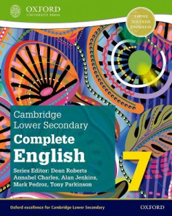 CAMBRIDGE LOWER SECONDARY COMPLETE 7 STUDENT BOOK