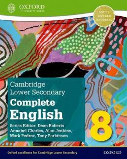 CAMBRIDGE LOWER SECONDARY COMPLETE 8 STUDENT