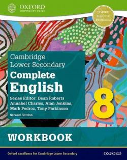 CAMBRIDGE LOWER SECONDARY COMPLETE 8 WORKBOOK