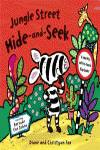 JUNGLE STREET:HIDE-AND-SEEK (BB).(MAC.GEN.BOOKS)