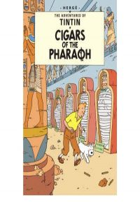 TINTIN.CIGARS OF THE PHARAOH