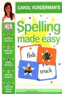 Spelling made easy kit,card game /carol vorderman's