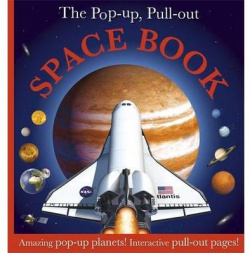 Pop ul pull out space book