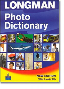 Longman photo dictionary paper and audio cd pack