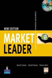 (N).(TCHS).MARKET LEADER ELEMENTARY (RESOURCE+CDROM PACK)