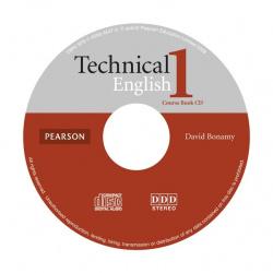 (CD).TECHNICAL ENGLISH 1 (CLASS CD)
