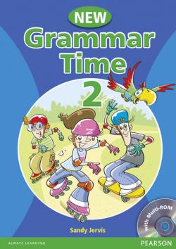 (08).GRAMMAR TIME 2.(ST+CD)