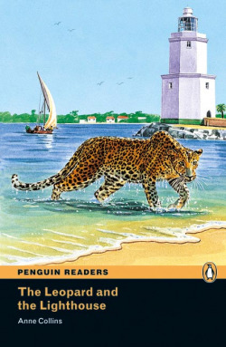 Leopard and lighthouse bk/cd