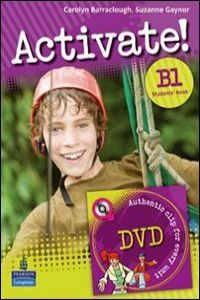 ACTIVATE! B1.(ST+DVD)